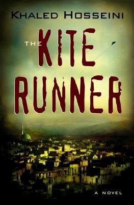 Book cover- The Kite Runner