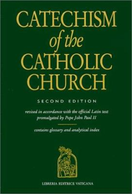cover of Catechism of the Catholic Church