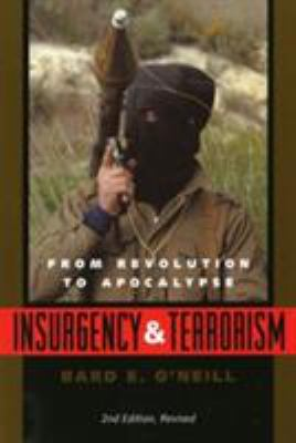 Cover Art for Insurgency and Terrorism