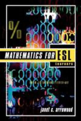 Mathematics for ESL Learners