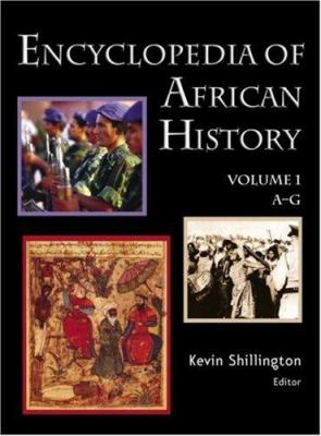 Cover of Encyclopedia of African History