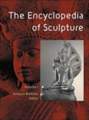 The Encyclopedia of Sculpture Cover Art