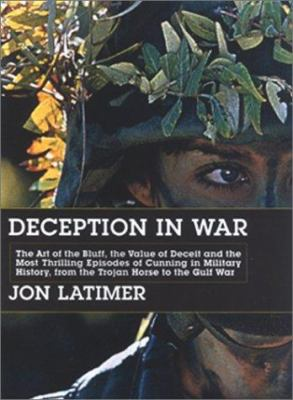 Cover art for Deception in War