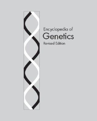 Cover image of Encyclopedia of Genetics