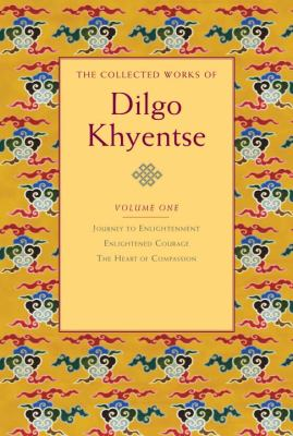 Dilgo Collected Works Volume 1 cover art