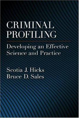Criminal Profiling Cover Art