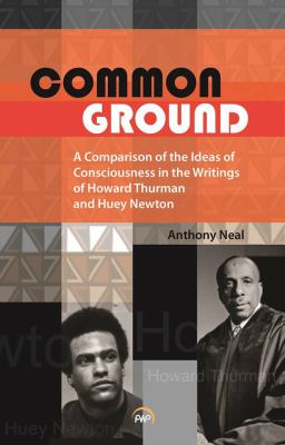 Cover Art for Common Ground