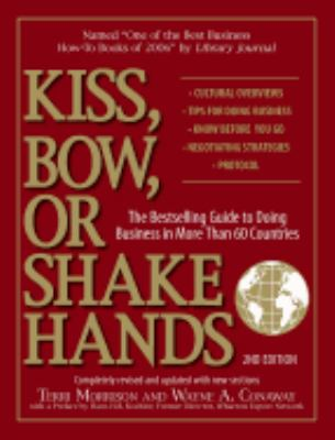 Kiss, Bow, or Shake Hands book cover