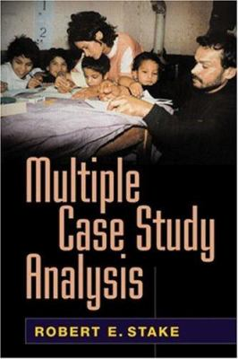 Book cover Multiple case study analysis