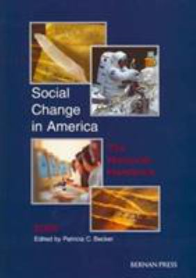 cover of Social Change in America: The Historical Handbook