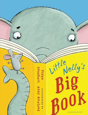 Little Nelly's big Book by Pippa Goodheart