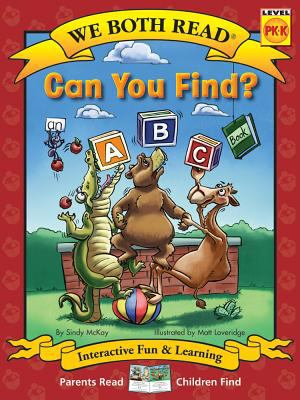 Can you find? : by McKay, Sindy,