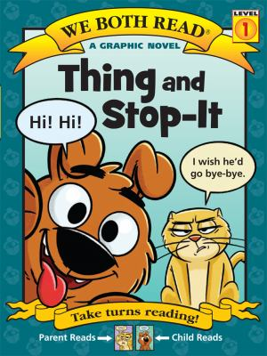 Thing and stop-it / by McKay, Sindy,