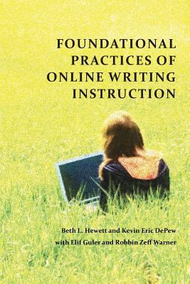 [Book Cover] Foundational Practices of Online Writing Instruction