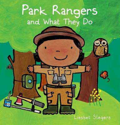 Park rangers and what they do