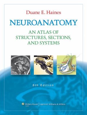 Book cover - illustrations of brain and neuroatantomy
