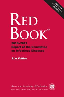 book cover for Red Book 2018