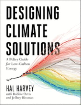 Designing CLimate Solutions Book Cover image