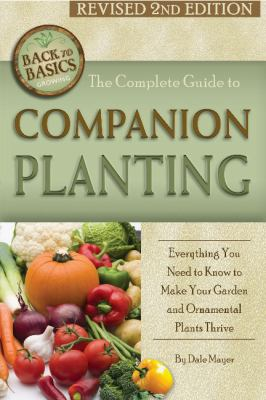 book cover image for The Complete Guide to Companion Planting