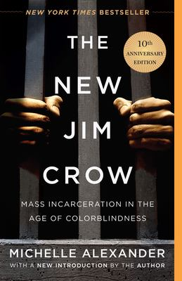 The New Jim Crow Cover Art