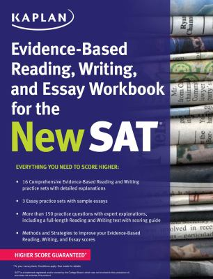Workbook for the New SAT