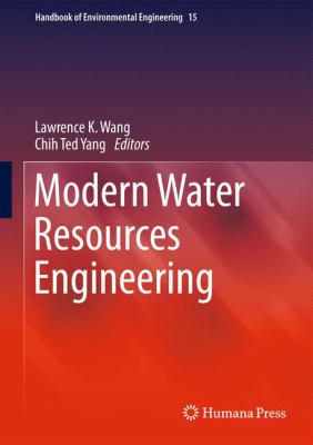 book cover: Modern Water Resources Engineering