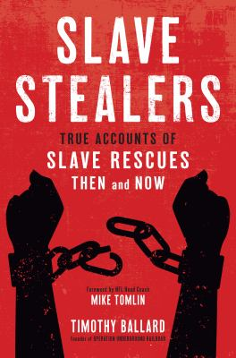 Slave Stealers book jacket
