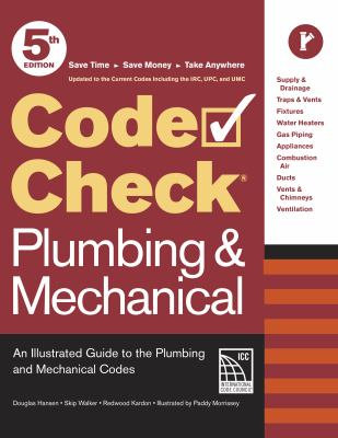 Code Check Plumbing and Mechanical 5th Edition