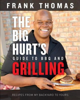 cover image of baseball player and chef, Frank Thomas