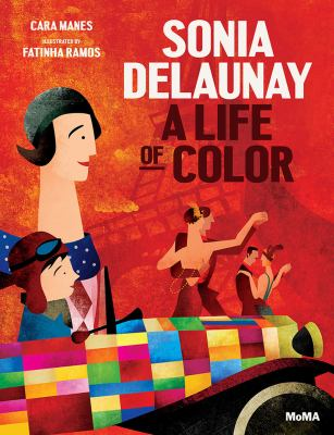 Sonia Delaunay :       a life of color