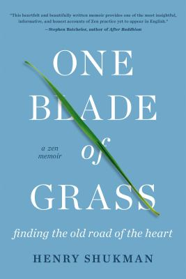 Shukman One Blade of Grass cover art