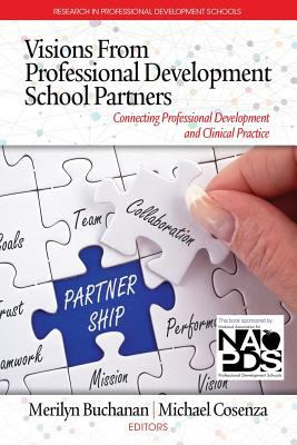 Visions from Professional Development School Partners Cover Art