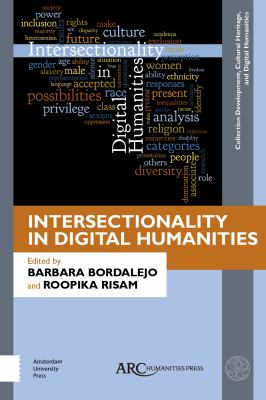Book cover of Intersectionality in Digital Humanities
