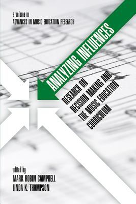 Cover of Analyzing Experiences with music notation in the background.