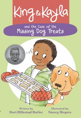 King & Kayla and the case of the missing dog treats / by Butler, Dori Hillestad,