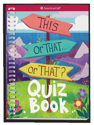This or that... or that? Quiz book