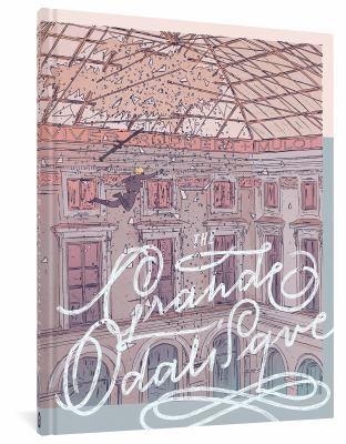 The grande odalisque / by Vivès, Bastien,