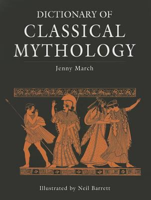 Dictionary of Classical Mythology cover