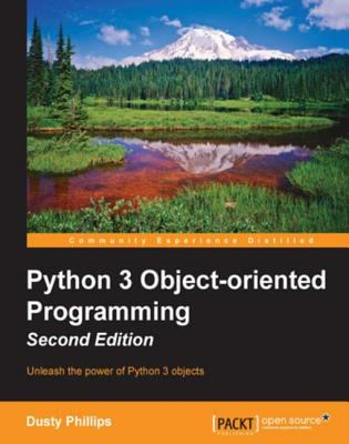 book cove: Python 3 object-oriented programming
