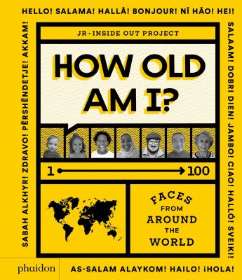 How old am I? : 1-100 : faces from around the world.