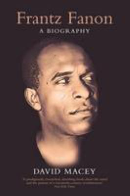 Cover Art for Frantz Fanon (biography)