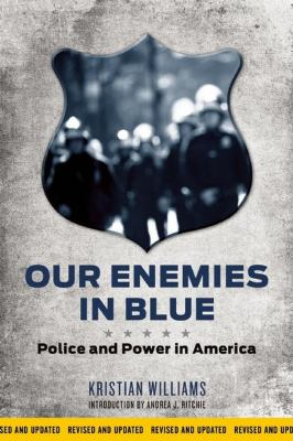 Williams Our Enemies in Blue cover art