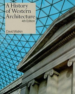 A History of Western Architecture Cover Art