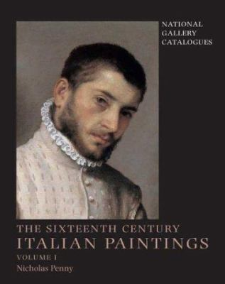The Sixteenth-Century Italian Paintings Cover Art