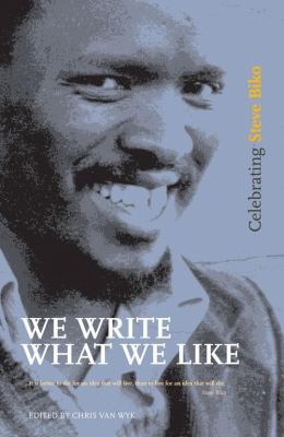 Book cover: We Write What We Like