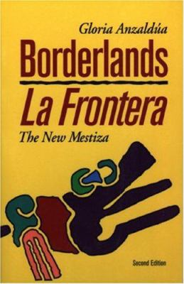 cover of Borderlands = La Frontera: The New Mestiza