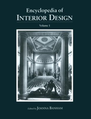 Encyclopedia Interior Design book cover
