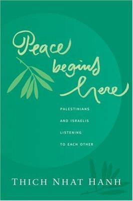 Peace Begins Here cover art