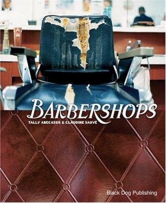 Barbershops - Book Cover