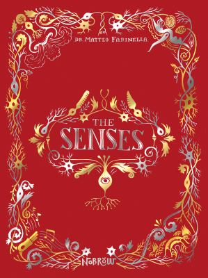 This is an image of the book cover for The Senses.
